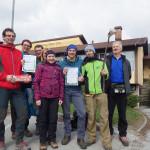 1. Orientacijsko tekmovanje - Liga Smrekovec: Vinska gora, 26.03.2016