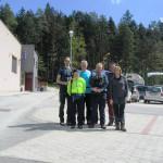 3. Orientacijsko tekmovanje - Liga Smrekovec: Ravne nad Šoštanjem 20.04.2016