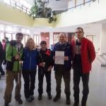 2. Orientacijsko tekmovanje - Liga Smrekovec: Rečica ob Savinji, 09.04.2016