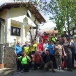 Haloška planinska pot, 1.etapa, 17.04.2016