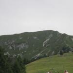 Kofce gora in Veliki vrh, 16.07.2017